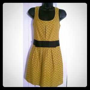 Small Glam brand dress in size small